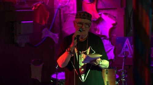 Jazzman John Clarke
